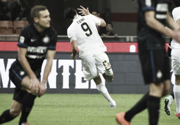 Diretta Hellas Verona-Inter in il risultato della partita di Serie A (0-3)