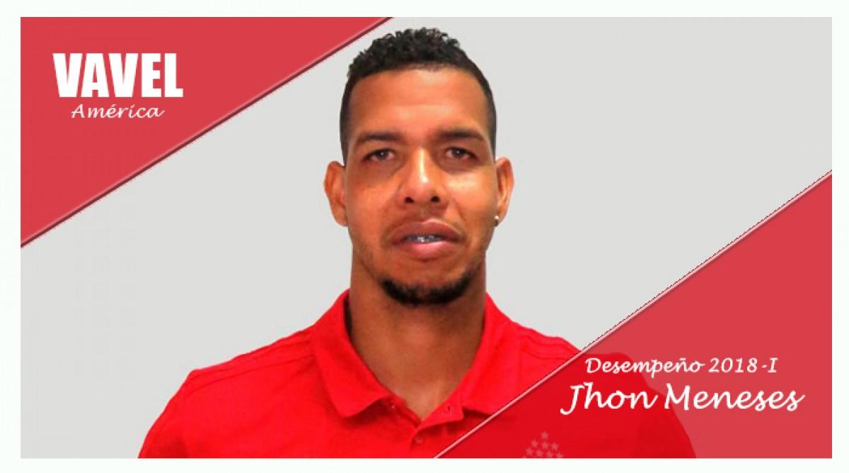 Análisis América de Cali 2018-I: Jhon Meneses