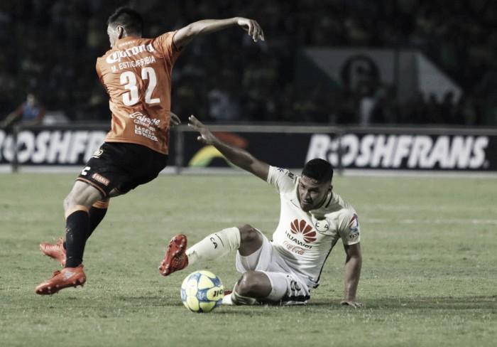 Chiapas 2-0 América: Puntuaciones de América en partido pendiente Jornada 1 Clausura 2017