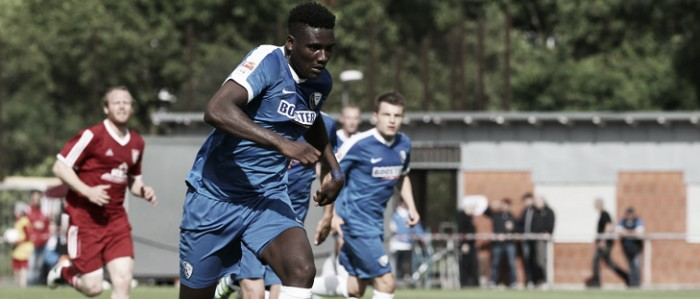 Mlapa extends with Bochum
