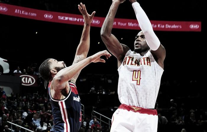 NBA playoffs, Atlanta domina contro i Wizards in gara-3 (116-98)