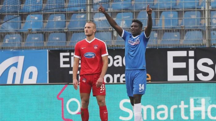 VfL Bochum 2-1 1. FC Heidenheim: Mlapa and Bastians bring Bochum back into promotion contention
