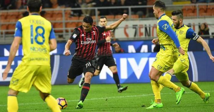 Serie A - Il Milan batte un buon Chievo: finisce 3-1 a San Siro