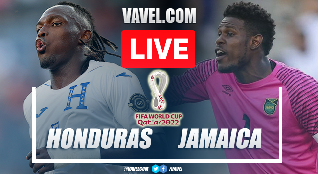 Goals and Highlights: Honduras 0-2 Jamaica in 2022 World Cup Qualifiers