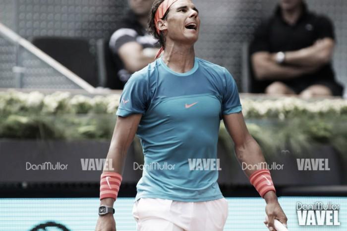 Rafael Nadal: un campeón herido