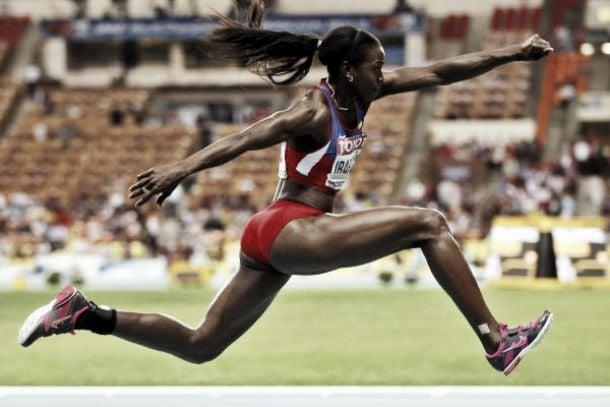 Catherine Ibargüen: 'la pantera negra' del atletismo colombiano