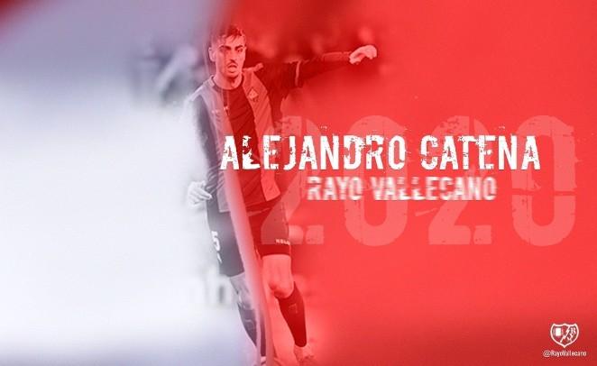 C.D. Móstoles homenajea a Alejandro Catena