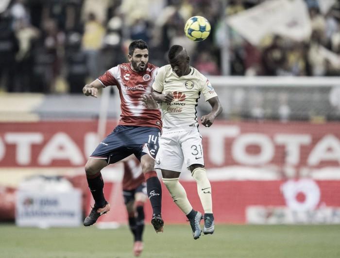 América 1-0 Veracruz: puntuaciones de América en Jornada 4 de la Liga MX Clausura 2017