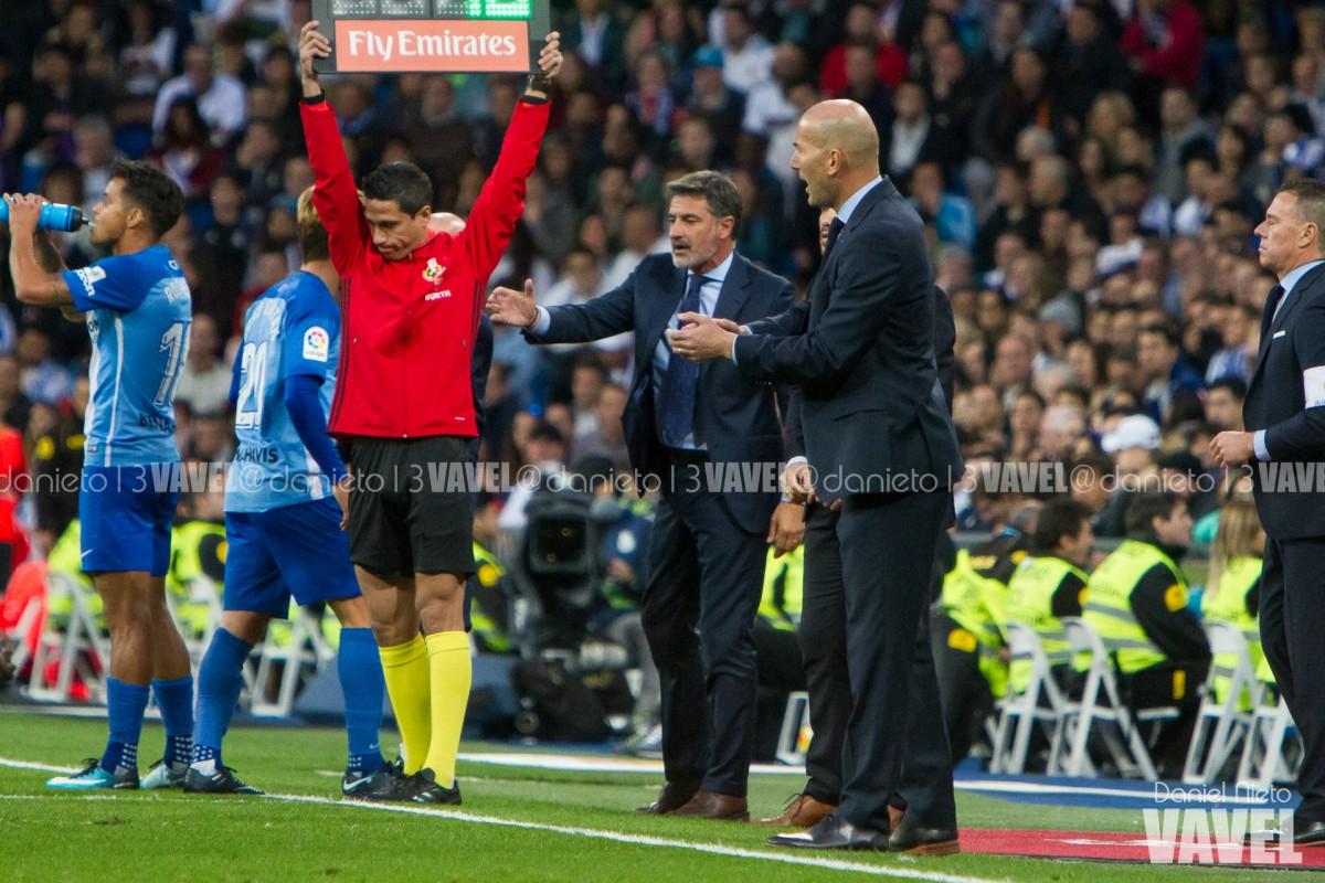 Horario y dónde ver por TV el Malaga - Real Madrid