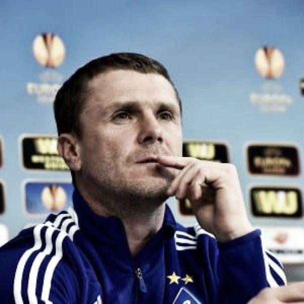 """Europa League, Rebrov ci crede: """"Abbiamo studiato come battere la Fiorentina"""""""