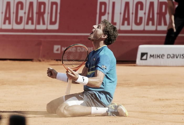 ATP Estoril: Pablo Carreno Busta overcomes Gilles Muller for first clay title