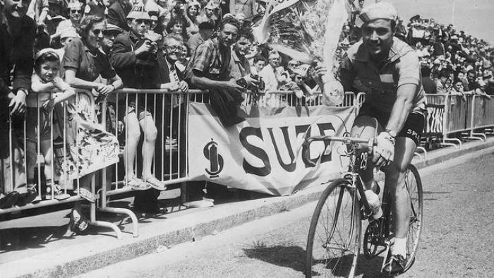Ciclistas del Giro de Italia: Miguel Poblet, el pionero