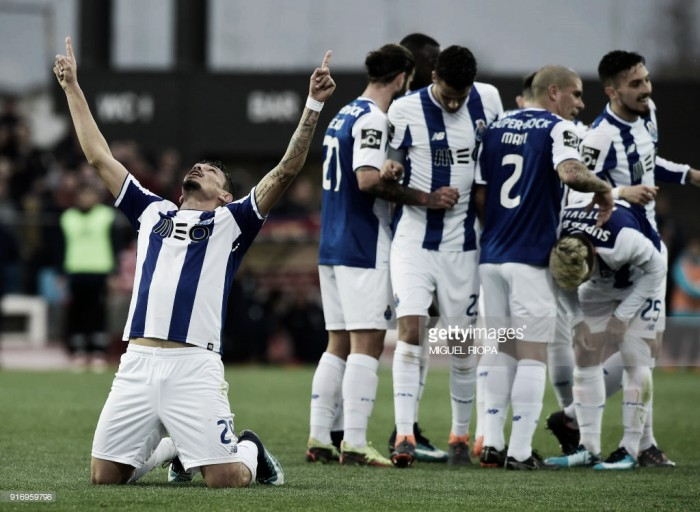 Antevisão: FC Porto x Liverpool FC
