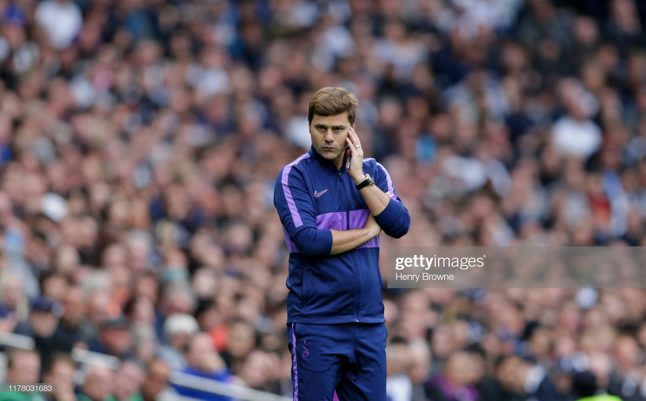 Pochettino insists Spurs are relishing Bayern challenge despite poor form