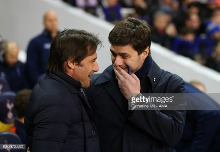Mauricio Pochettino hits back at 'disrespectful' Conte regarding Tottenham comments