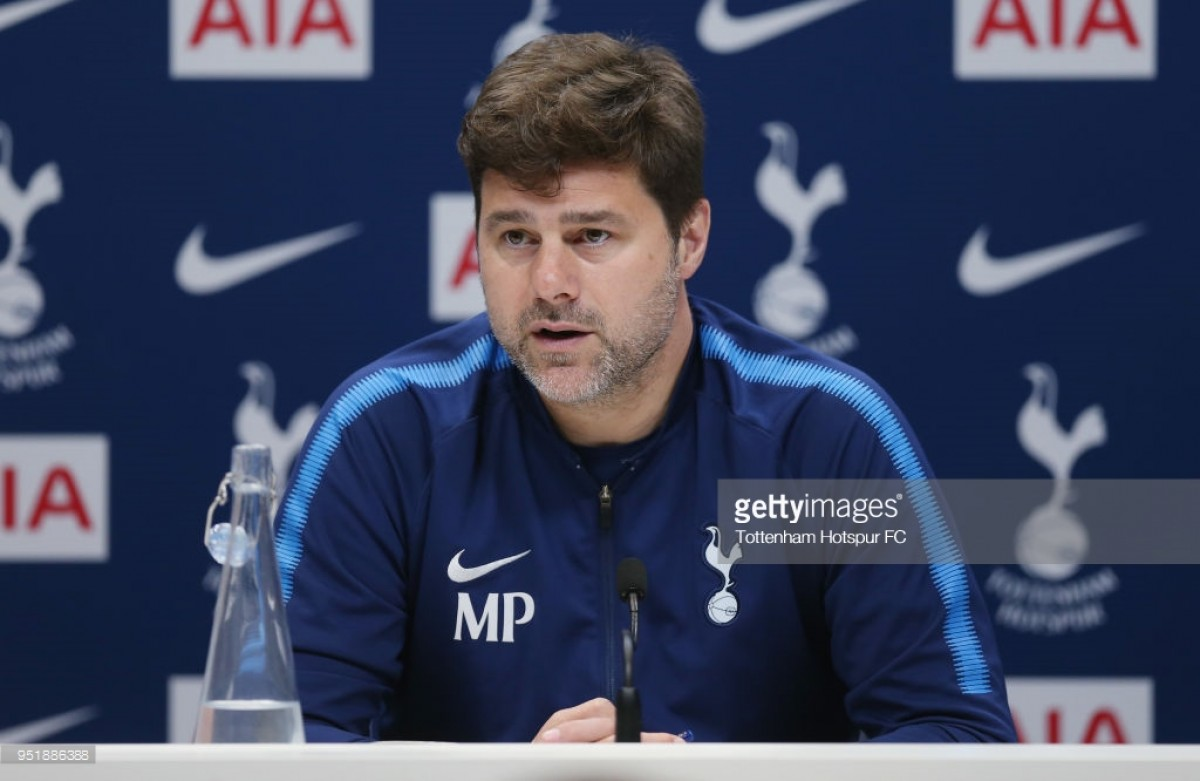 FA tweet mocking Harry Kane was 'embarrassing', says Mauricio Pochettino