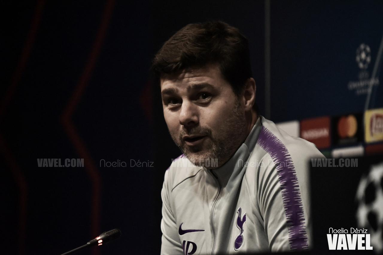 """Pochettino: """"Estamos ante uno de los mejores jugadores de la historia"""""""