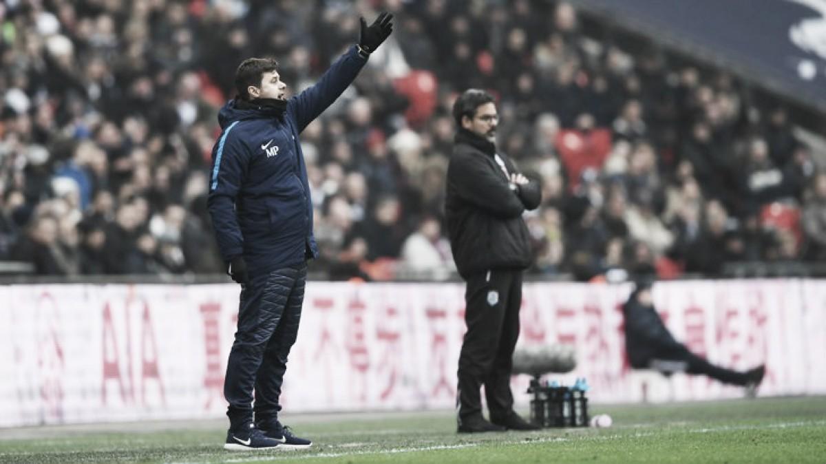 """Pochettino exalta Tottenham em vitória sobre Huddersfield: """"Mostramos muita qualidade"""""""