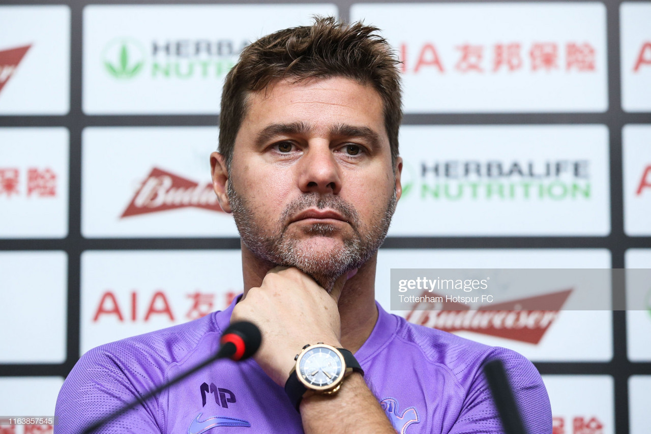 'We'll see what happens' – Pochettino on the prospect of new signings before deadline day