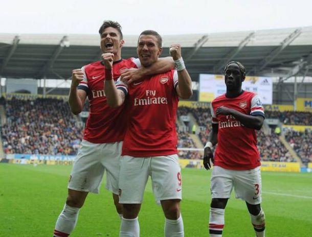 Arsenal ok: sconfitto l'Hull City 3-0