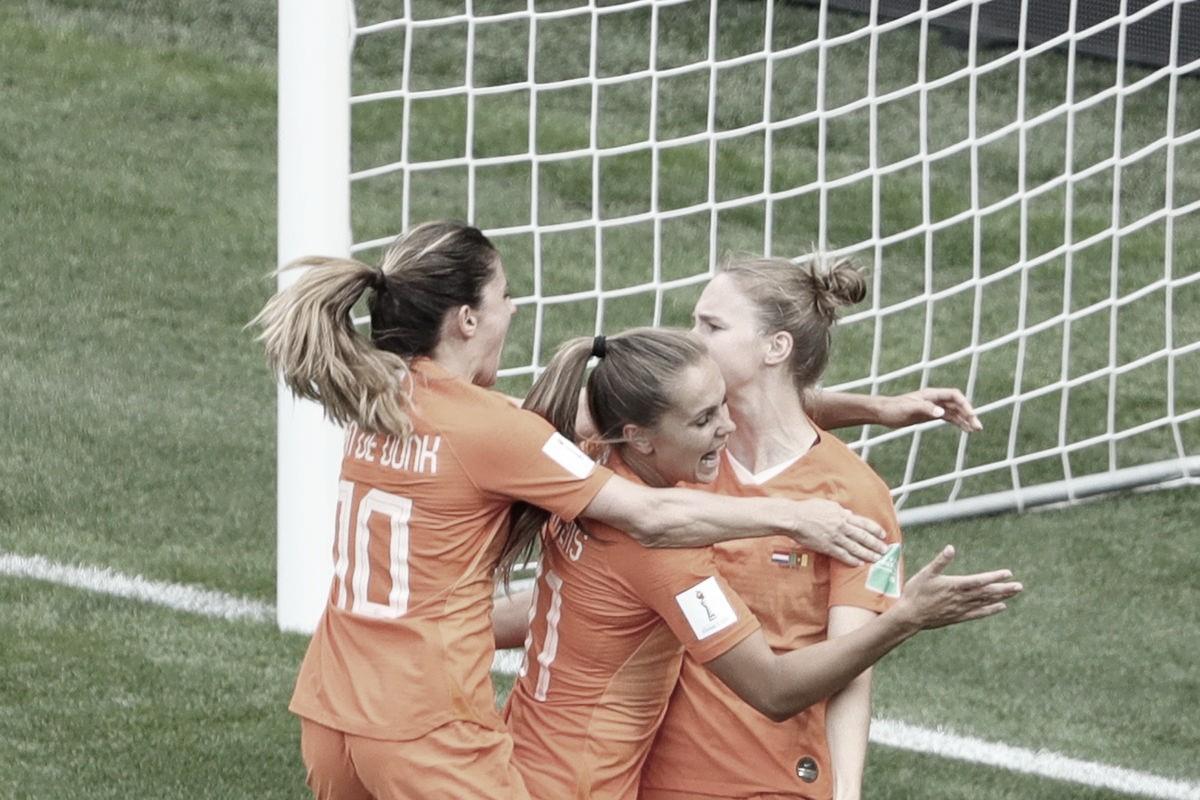 Holanda, la revelación del fútbol femenino