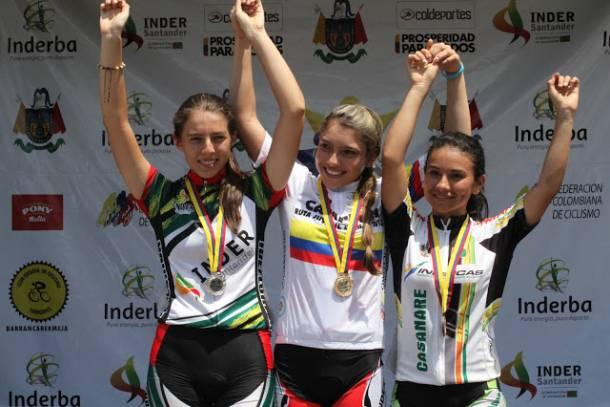 Antioquia ganó el Campeonato Nacional Juvenil de Ruta