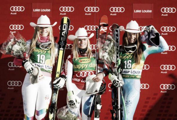 Sci Alpino, che bella la Coppa al femminile!