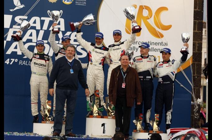 Mikkelsen, vencedor del Rally Azores