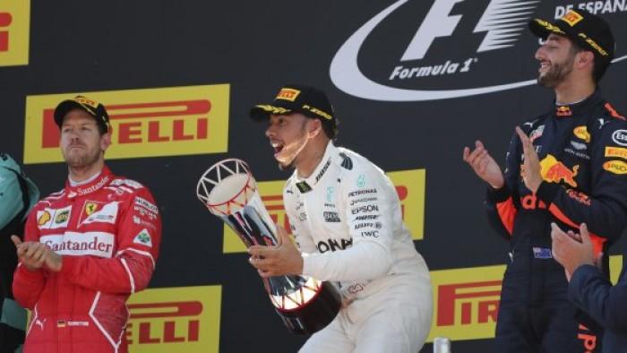 Formula 1 - Le pagelle del GP di Spagna