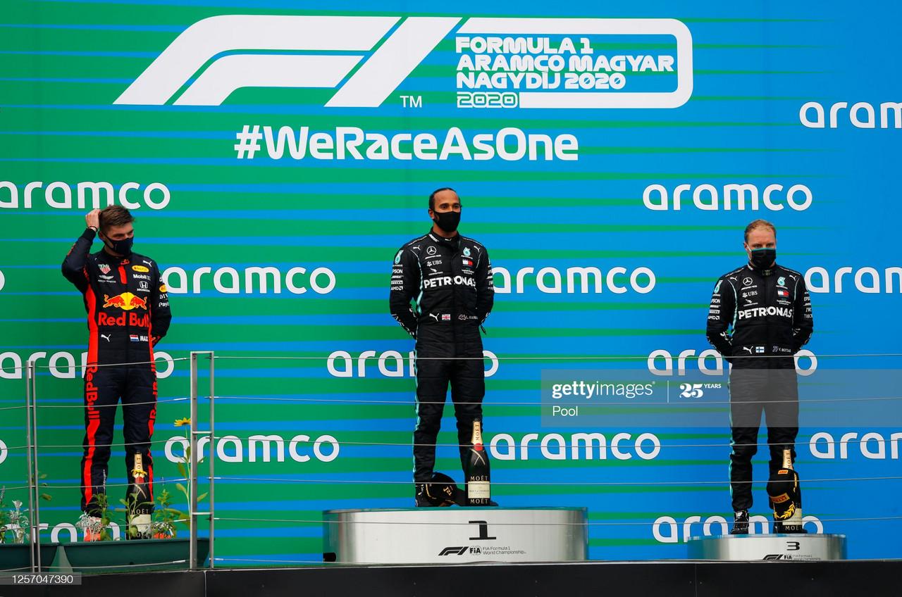 Hungarian Grand Prix 2020 – Five Talking Points