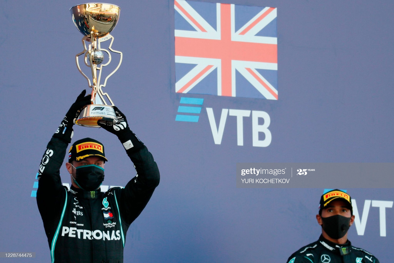 Russian Grand Prix – Five Talking Points