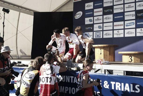 Championnats du Monde de VTT : la troisième journée