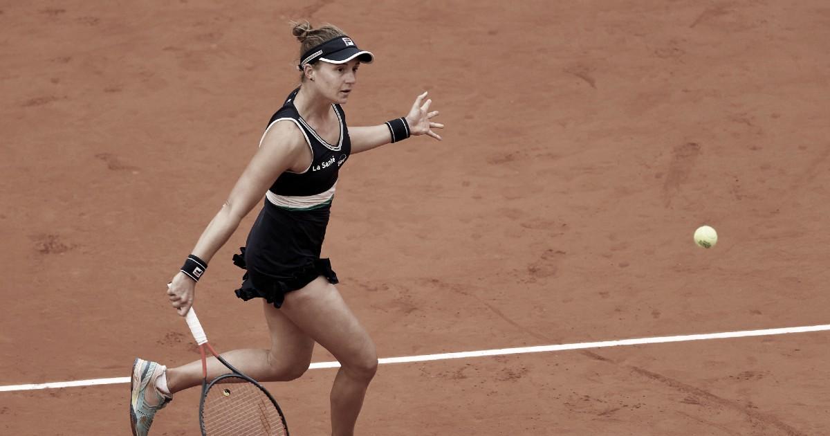 Podoroska surpreende Svitolina e é primeira qualifier da história nas semis em Roland Garros