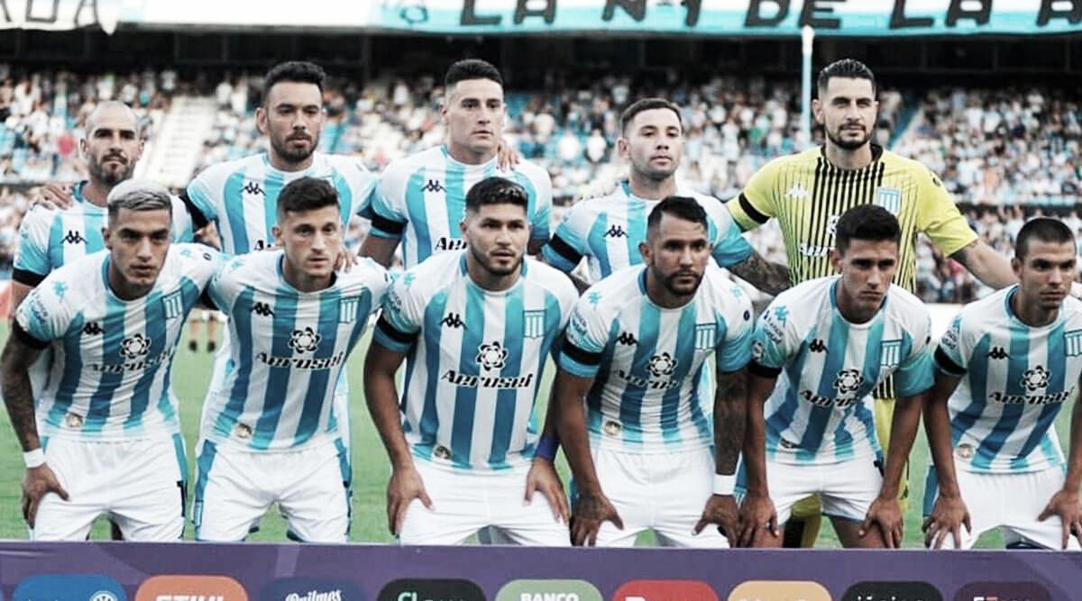 A 5 futbolistas se les acaba su vinculo con la institución (Foto: Racing Oficial).