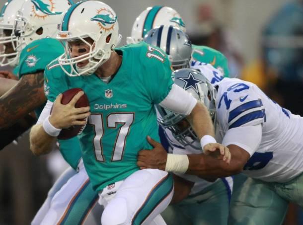 Cowboys abren la pretemporada derrotando a los Dolphins