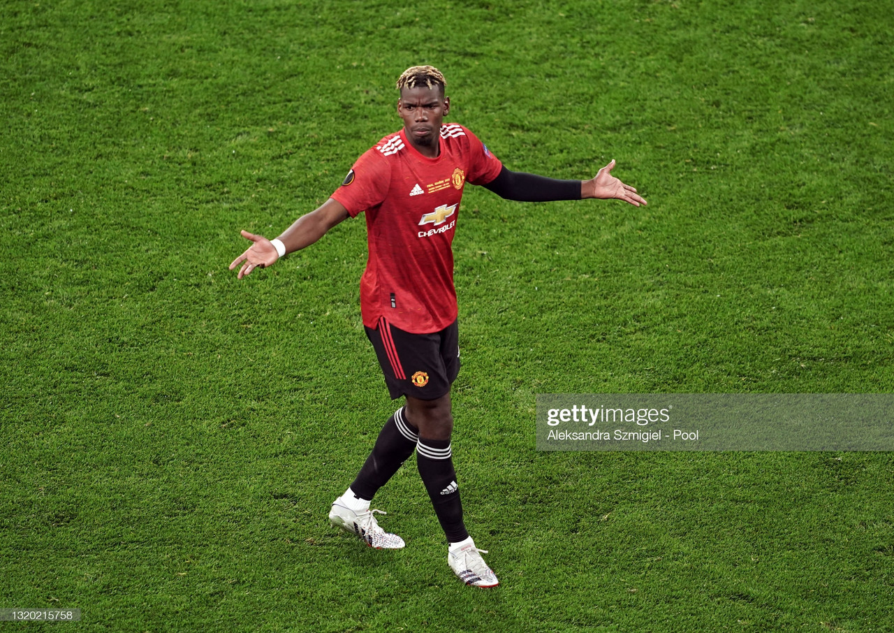 What now for Paul Pogba?