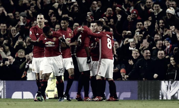 Premier League - Cuore Manchester United: Martial e Pogba ribaltano il Boro nel finale