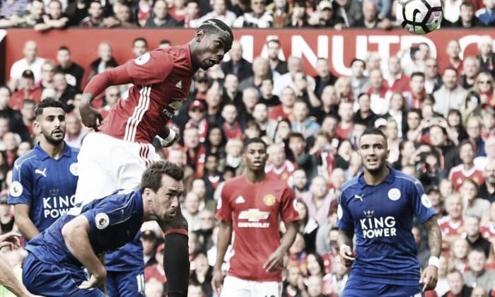 Premier League, il Manchester United torna a vincere con un 4-1 sul Leicester