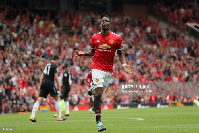 Pogba explains why he rejected Real Madrid for Manchester United
