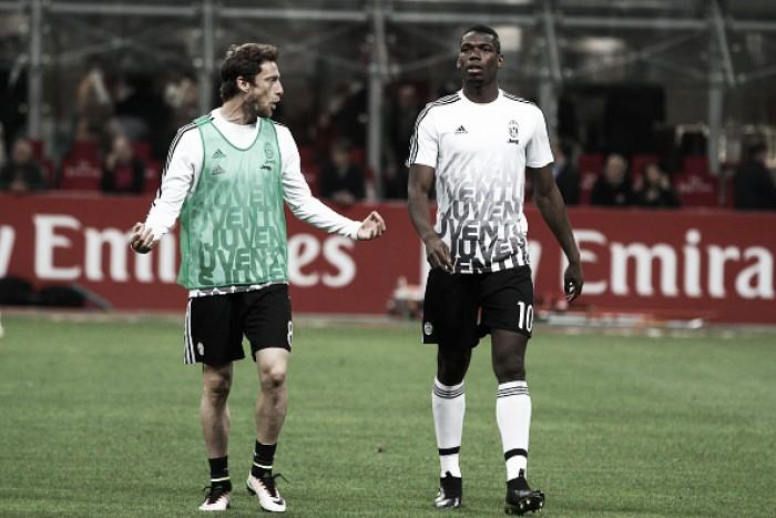 """Marchisio exalta companheiro Pogba: """"Jogador mais completo com quem já joguei"""""""