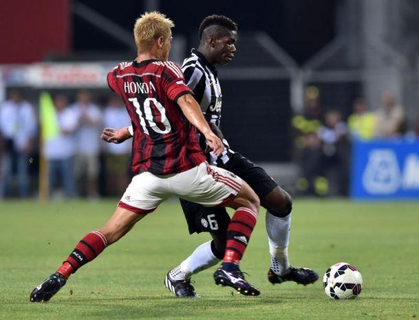 Milan - Juventus, le ultime dal campo