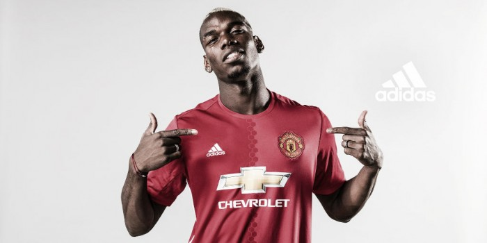 """Pogba will be """"key part' in the United team, says Mourinho"""