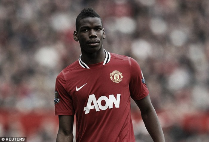 Official: Paul Pogba's long-awaited Manchester United move confirmed