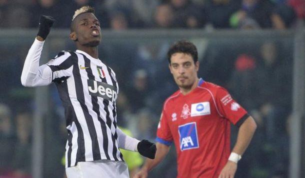 Juventus massacra Atalanta e termina ano como líder da Serie A