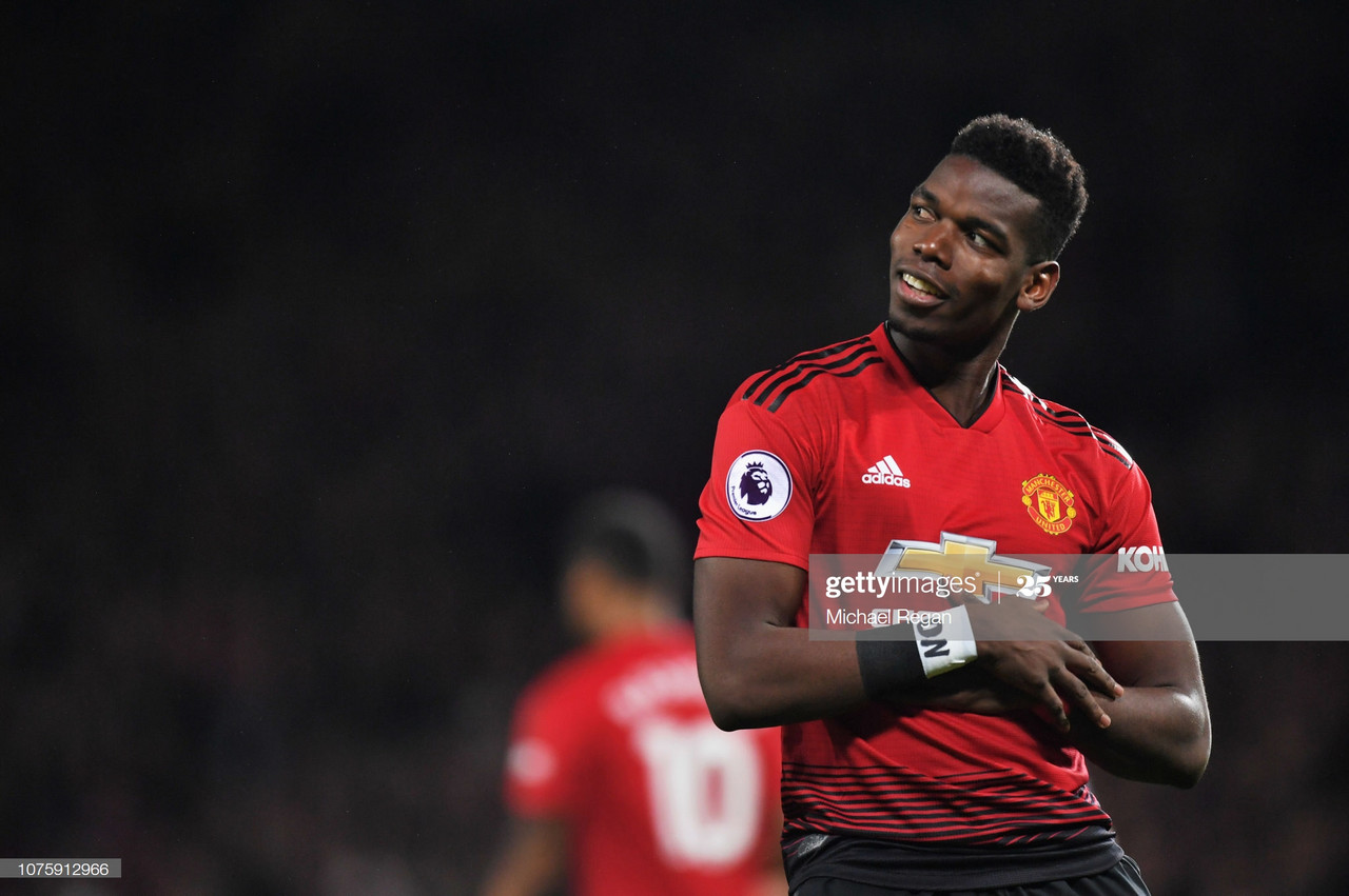 Paul Pogba's career approaches a crossroads as his options become fewer