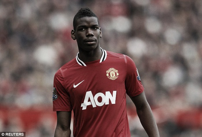 Jose Mourinho: United can make Pogba the best in the world
