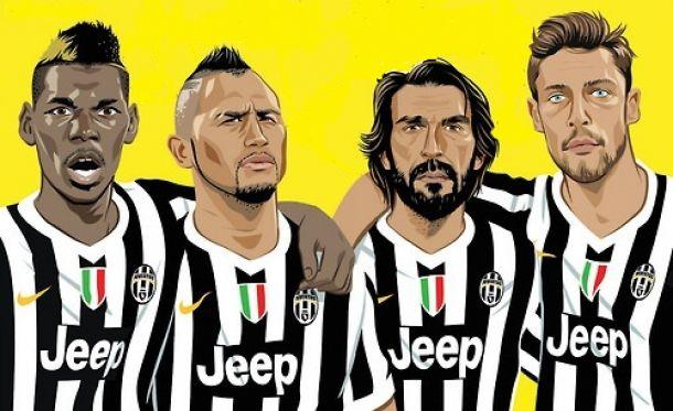 Champions League, Juventus: l'oro è nel mezzo