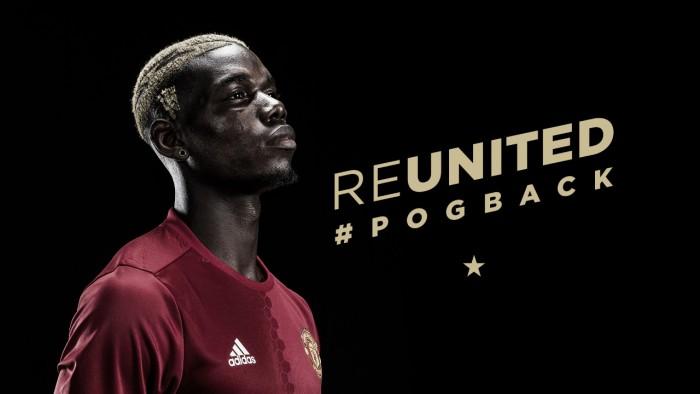 """Pogba chega ao Manchester United e destaca: """"Momento certo para voltar"""""""