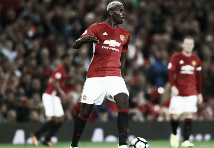 Paul Pogba delighted with debut victory for Manchester United