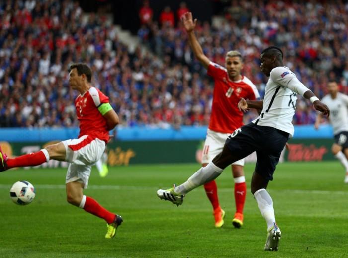 Euro 2016 - La Francia si ferma sulla traversa, la Svizzera si accontenta: 0-0 a Lilla